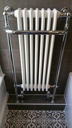 Victorian-style radiator