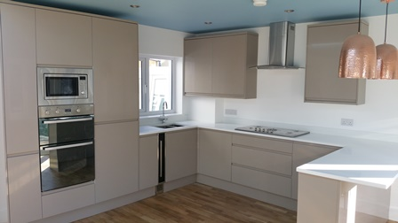 Installation by Olive Grove Home kitchen fitters