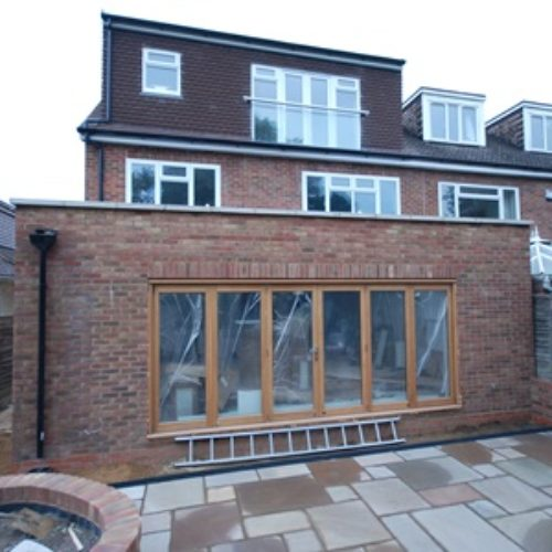 Sunbury extension - after
